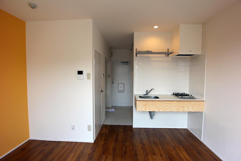 賃貸アパートのリノベーション