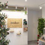 organic商品を扱う店舗のリノベーション