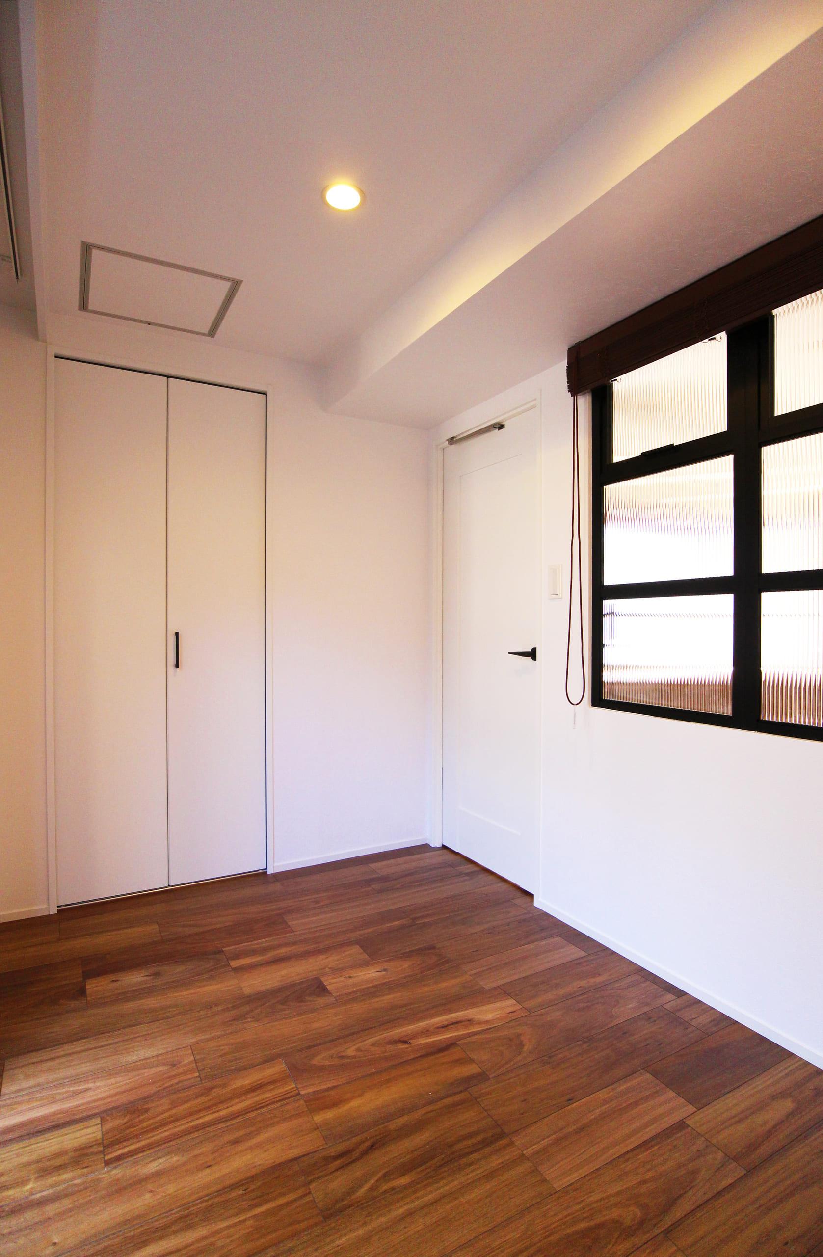 室内窓のリノベーション