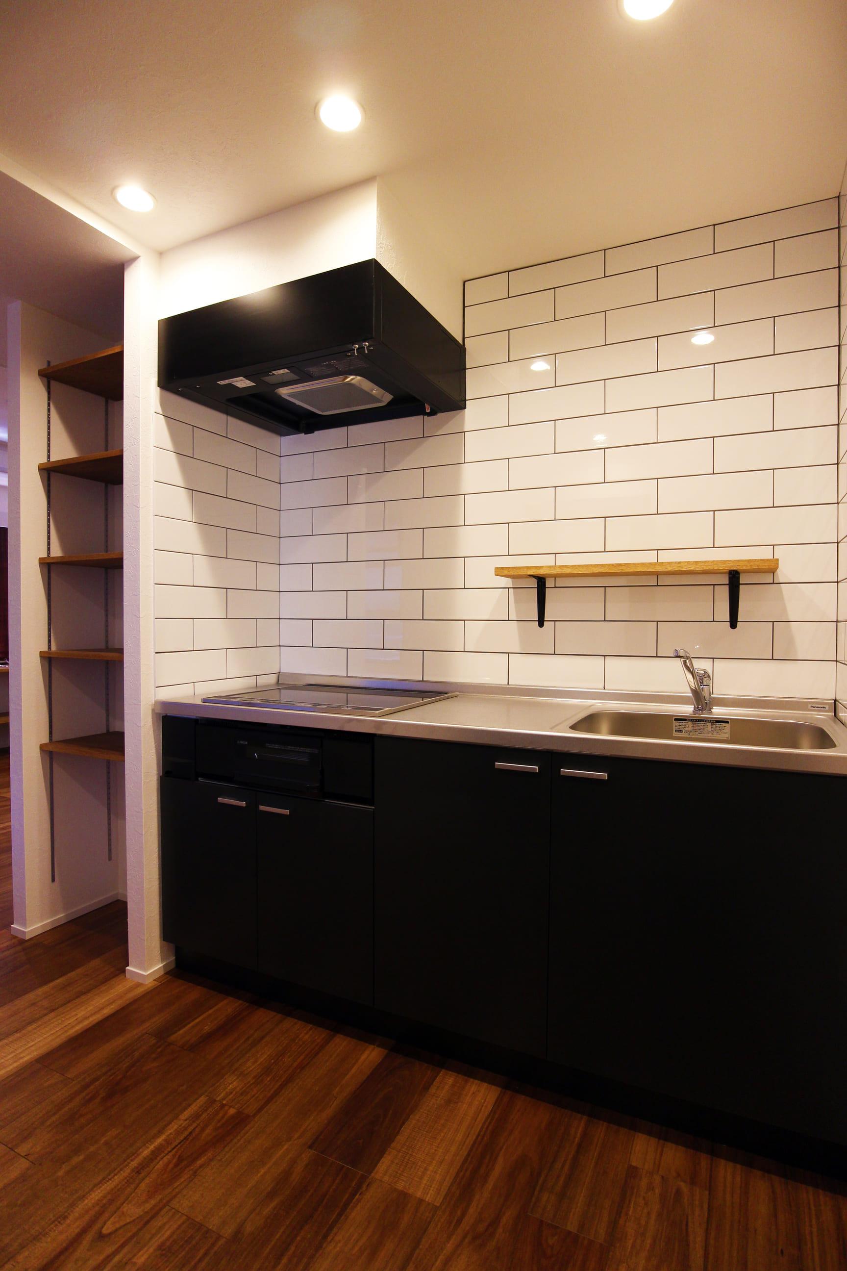 キッチンのリノベーション