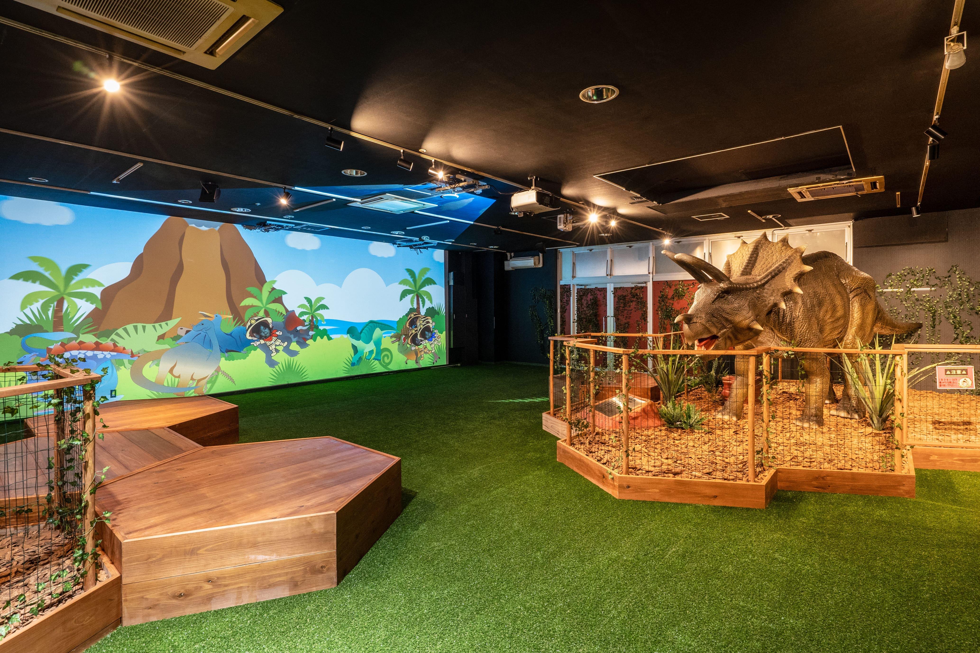 展示スペースの設計